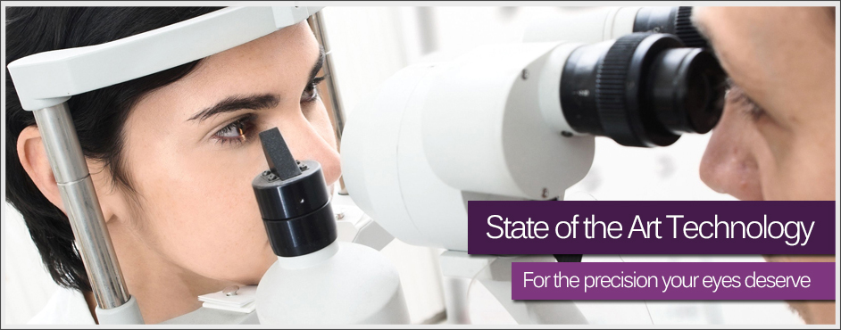state of the art technology, laser vision correction laser eye surgery