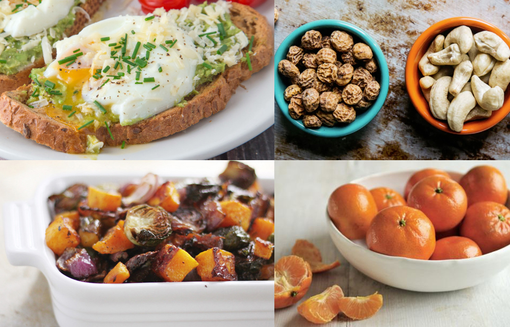 healthy Christmas sides
